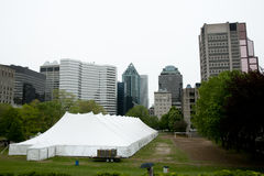 McGill University Campus - Montreal - Canada Royalty Free Stock Photography