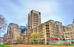 McGill University Faculty of Engineering in Montreal, Canada Royalty Free Stock Photos