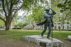 McGill University (Scuplture) Royalty Free Stock Photography