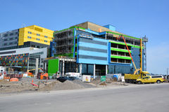 McGill uniwersyteta centrum zdrowia Zdjęcia Royalty Free