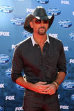 mcgraw tim Royaltyfria Foton