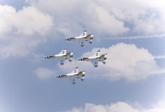 mcguire 2008 экспо воздуха afb Стоковые Фото