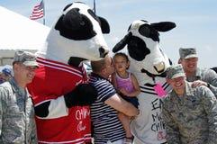 McGUIRE-LUFT VORDER-BASE-WRIGHTSTOWN, NEW-JERSEY, USA 12. Mai: Jedes Lizenzfreies Stockfoto