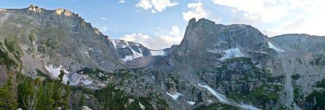 McHenry's Peak panorama Royalty Free Stock Image