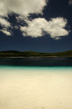 McKanzie lake, Fraser island. A lake in fraser island, QLD Australia Stock Photography