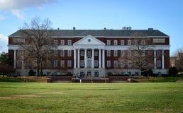 McKeldin biblioteka, uniwersytet w maryland zdjęcia stock