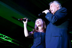 Mckenna and Bill Medley Stock Photos