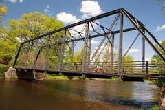Mckeown Road Bridge Royalty Free Stock Photography