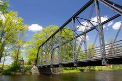 Mckeown Road Bridge Royalty Free Stock Photo