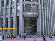 McKesson-Hauptsitze in San Francisco lizenzfreies stockfoto