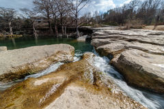 McKinney fällt Austin Texas Lizenzfreies Stockbild