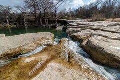 McKinney faller Austin Texas Royaltyfri Bild
