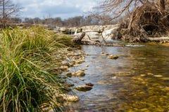 McKinney Falls Austin Texas Royalty Free Stock Photos