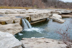 McKinney Falls Austin Texas Royalty Free Stock Images