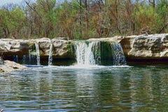 Mckinney lower falls B Stock Photos