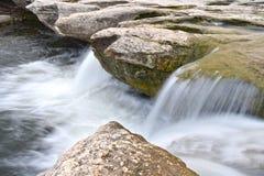 Mckinney upper falls C Stock Photography