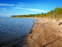 McLain State Park in Michigans Stock Photo