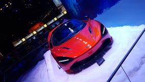 McLaren fotografia stock libera da diritti