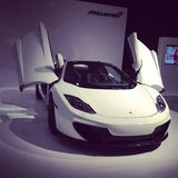 McLaren Photos stock