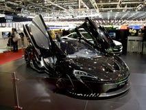 McLaren accordé P1 comme Genève 2014 Images stock