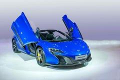 McLaren bilserie Royaltyfria Bilder