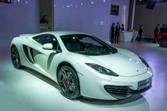 McLaren bilserie Arkivfoto