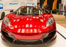 McLaren 12c Coupe Exotic Car in the CIAS Stock Photos