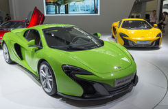 Mclaren 625C Coupe Royalty Free Stock Image
