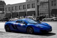 McLaren 12C Royalty Free Stock Images