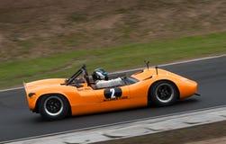 McLaren Can-Am racing car at speed Stock Photos