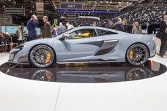 McLaren 2015 675LT Fotografia Stock Libera da Diritti