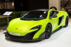 McLaren 675LT Stock Foto