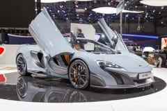 2015 McLaren 675LT Royalty Free Stock Image