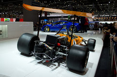 McLaren M7A Fotografering för Bildbyråer