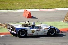 1965 McLaren M1B at Monza Circuit Stock Image