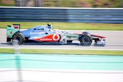 McLaren Mercedes F1 Stock Fotografie