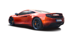 Mclaren MP4 Photos stock