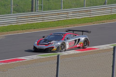 Mclaren mp4-12c Royaltyfri Bild