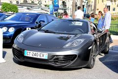 McLaren MP4-12C Stock Images