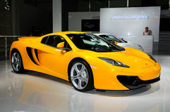 McLaren MP4-12C Spider sportscar Stock Images