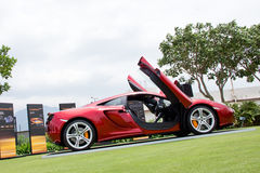 McLaren MP4-12C 2012 Stock Photos