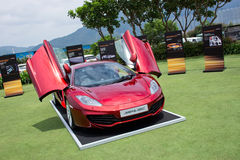 McLaren MP4-12C 2012 Stock Photo