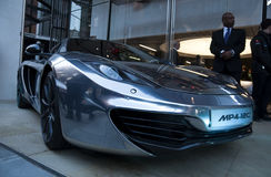McLaren MP4-12C Photo stock