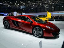 McLaren Royalty Free Stock Photography