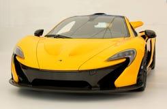 McLaren P1 Stock Photo