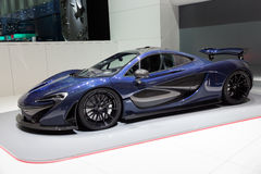 McLaren P1 plug-in hybrid sports car Royalty Free Stock Images