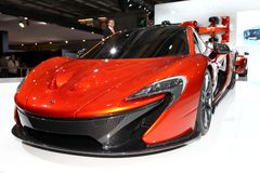 McLaren P1 Royalty Free Stock Image