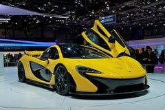 McLaren P1 Royalty Free Stock Images