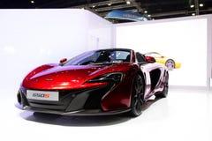 McLaren 650S immagini stock