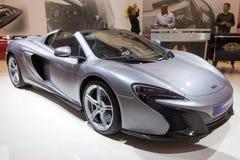 McLaren 650s Stock Images